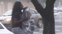 """إعصار إيرما يتراجع في ميامي واللصوص تتقدم """"بأقصى جهد"""""""