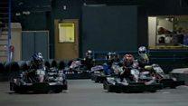 کودکی که با وجود بیماریهای مختلف میخواهد راننده مسابقههای فرمول یک شود