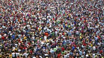 ما معنى عبارة Population Explosion؟