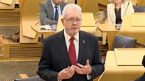 Holyrood seeks to amend Brexit bill
