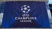 Champions' League: Who go win today?