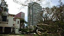 توفان ایرما در آمریکا؛ هزینههای امداد ونجات وبازسازی سر به فلک میکشد