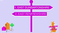 Why is East Dunbartonshire best place to be a woman?