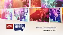 What is BBC School Report?
