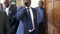Raila Odinga rappelle ses conditions pour participer à la présidentielle