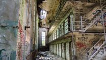 'Why I photograph abandoned buildings'