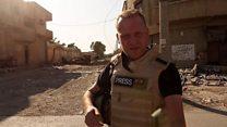 市民は「まさに地獄」状態 ISとの戦い続くシリア・ラッカ