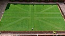 Is this among the world's best lawns?