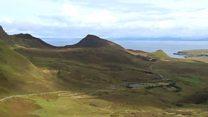 'Skye is definitely an island'