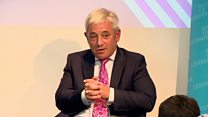Bercow: The House of Lords is too big