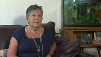 'I cried after dementia diagnosis'