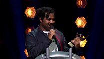 Sampha wins Mercury Prize award