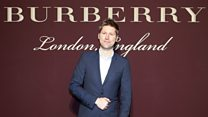 Burberry boss: 'Enormous' potential of Brexit