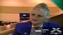 Ymateb Carys Pugh i ganlyniad Casnewydd