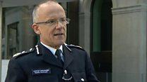 'Hundreds of detectives investigating blast'