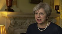 PM: 'Together, we will defeat terrorism'