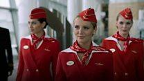 Fighting Aeroflot's slim staff policy