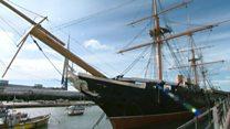 HMS Warrior to undergo £2.6m renovation
