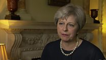 PM: Trump speculation 'not helpful'
