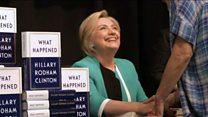 """""""آنچه گذشت""""؛ دلایل شکست هیلاری کلینتون در کتاب جدیدش"""