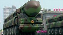 Un missile balistique nord-coréen traverse l'espace aérien japonais