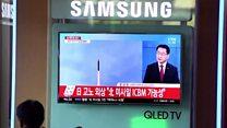 ادامه آزمایشهای موشکی کره شمالی