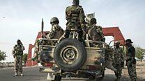 An zargi sojojin Nigeria da cin zarafi