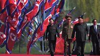 उत्तर कोरियासँगको युद्ध भए...