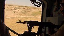 بي بي سي تصل إلى دير الزور برفقة الجيش الروسي