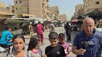 شکست محاصر شهر «دیر الزور» توسط ارتش سوریه