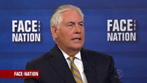 Tillerson: Trump 'open' on Paris accord
