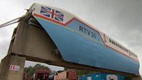 Museum in bid to save 1960s 'hovertrain'