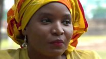 'Yar Nigeria ta lashe gasar Komla Dumor ta BBC