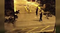 CCTV shows Atlanta student shooting