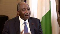 Amadou Gon Coulibaly: La zone CFA se porte bien