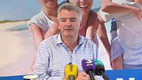 Ryanair's O'Leary: 'This is our mess up'