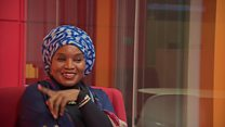 'Yar Najeriya Amina Yuguda ta lashe kyautar BBC ta Komla Dumor