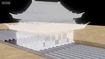 Как передвинуть здание весом 2000 тонн?