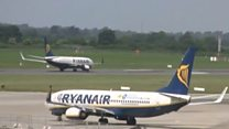 Ryanair cancels 255 Stansted flights