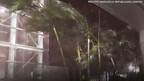 """""""Мария"""" после """"Ирмы"""": новый ураган идет на Карибы"""