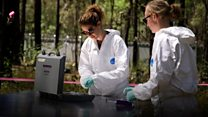 Australia's first human body farm