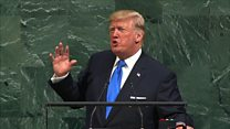 Trump: 'Rocket Man's suicide mission'