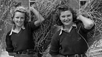 The women who fed the UK during WW2