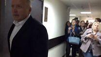 Генерал ФСБ Феоктистов выступил в суде по делу Улюкаева