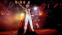 Rarely seen photos of Queen go on display