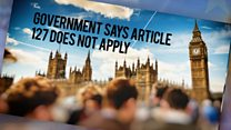 Do you know Article 50 from Article 127?
