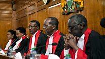 Kenya court explains poll annulment verdict