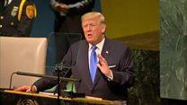 اختلاف ایران و ایالات متحده بر سر برجام در نیویورک
