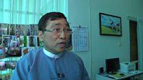 Minister blames 'terrorists' for Rakhine fires