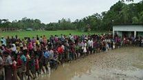 Người tị nạn Rohingya 'sống trong điều kiện khắc nghiệt'